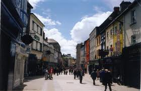 Shopping Galway